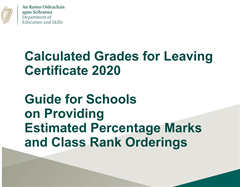 Leaving Certificate 2020 - Calculated Grades